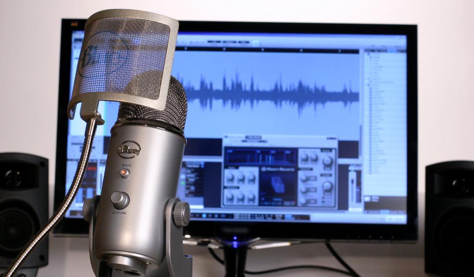 Broadcasting Setup
